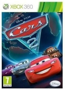 Xbox 360 Disney Pixar Cars 2