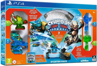 PlayStation 4 Skylanders Trap Team Starter Pack