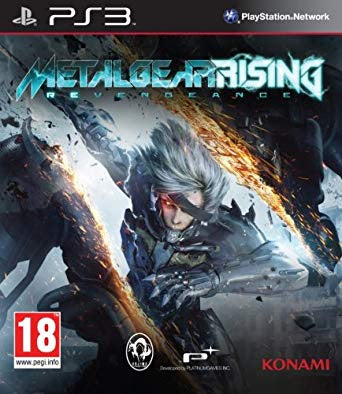 PlayStation 3 Metal Gear Rising Revengeance