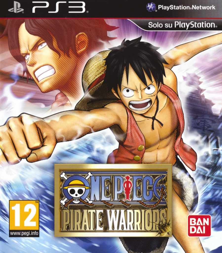 PlayStation 3 One Piece: Pirate Warriors