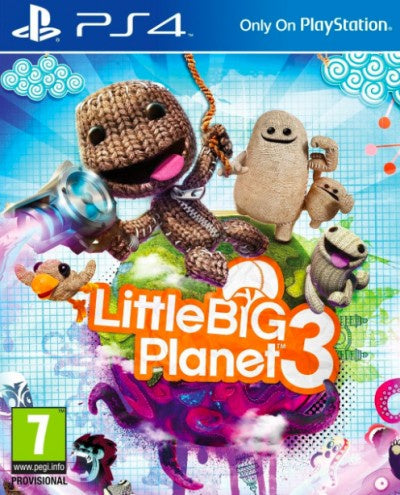 PlayStation 4 Little Big Planet 3
