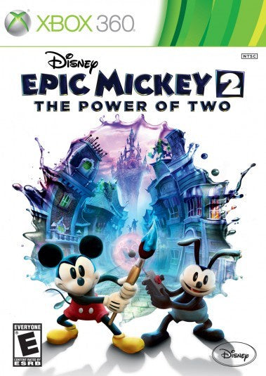Xbox 360 Disney Epic Mickey 2: The Power of Two