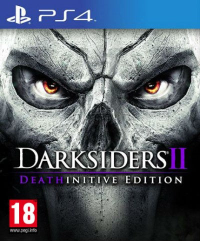 PlayStation 4 Darksiders 2 Deathinitive Edition