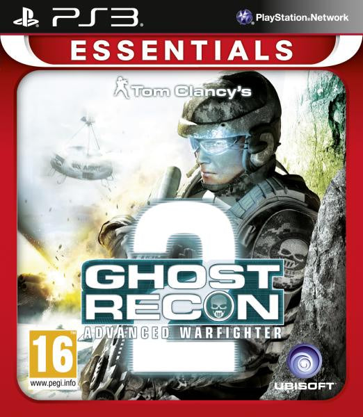 PlayStation 3 Tom Clancy's Ghost Recon Advanced Warfighter 2