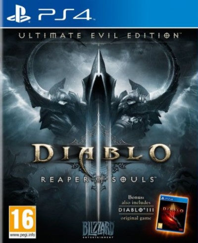 PlayStation 4 Diablo 3 Reaper of Souls Ultimate Evil Edition