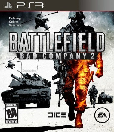 PlayStation 3 Battlefield: Bad Company 2