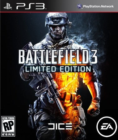 PlayStation 3 Battlefield 3 Limited Edition