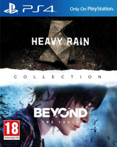 PlayStation 4 Heavy Rain and Beyond: Two souls