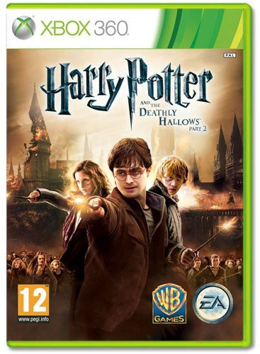 Xbox 360 Harry Potter and the Deathly Hallows: Part II
