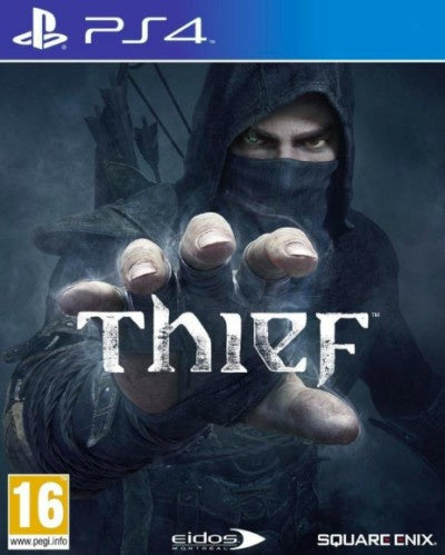 PlayStation 4 Thief