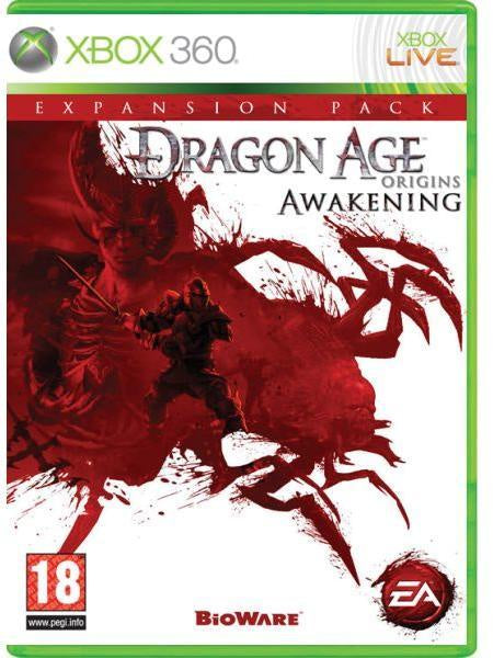 Xbox 360 Dragon Age Origins Awakening