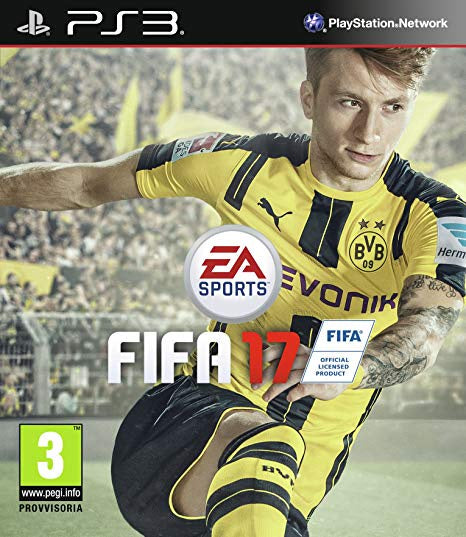 PlayStation 3 Fifa 17