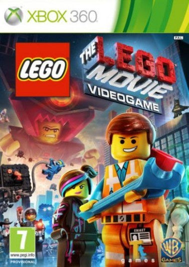 Xbox 360 LEGO Movie The Videogame