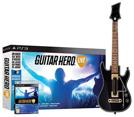 PlayStation 3 Guitar Hero LIVE Bontatlan