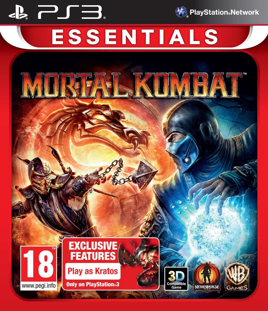 PlayStation 3 Mortal Kombat