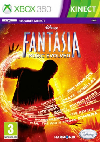 KIN Disney Fantasia Music Evolved