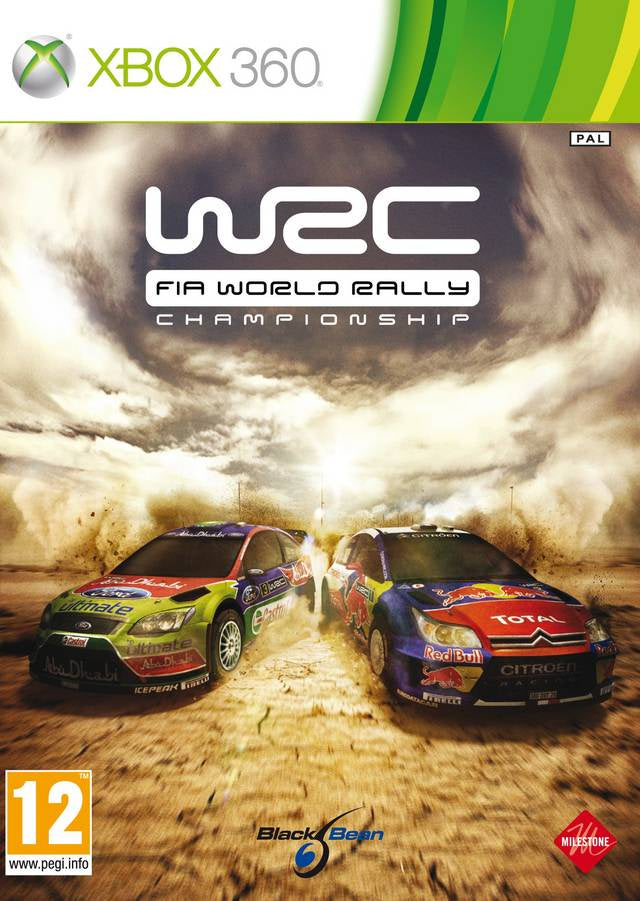 Xbox 360 WRC 4: FIA World Rally Championship