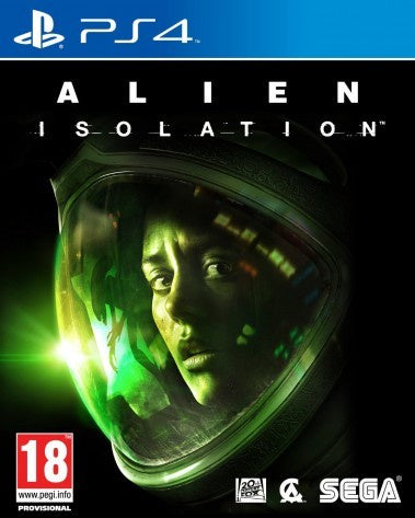 PlayStation 4 Alien Isolation
