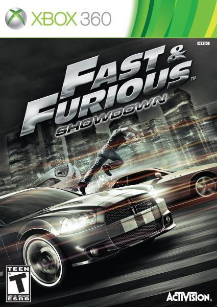 Xbox 360 Fast and Furious: Showdown