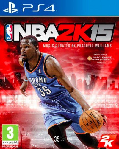 PlayStation 4 NBA 2K15