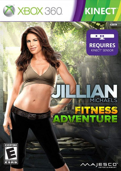 KIN Jillian Michaels Fitness Adventures