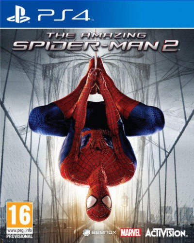 PlayStation 4 The Amazing Spider-Man 2