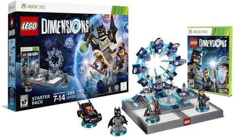 Xbox 360 Lego Dimensions Pack