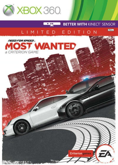 Xbox 360 Need for Speed: Most Wanted (2012)