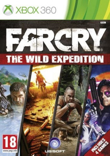 Xbox 360 Far Cry The Wild Expedition
