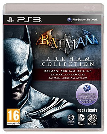 PlayStation 3 Batman Arkham Collection