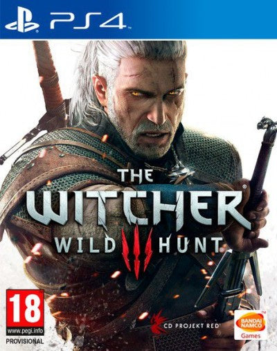 PlayStation 4 The Witcher 3: Wild Hunt