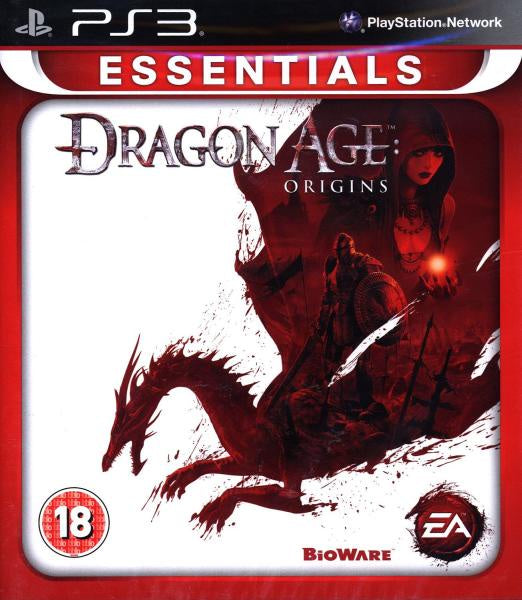 PlayStation 3 Dragon Age Origins