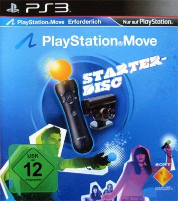 PlayStation 3 Starter Disc