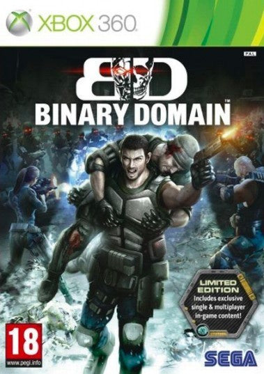 Xbox 360 Binary Domain