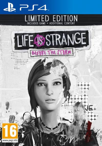 PlayStation 4 Life is Strange Before the Storm