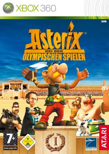 Xbox 360 Asterix at the Olympic Games