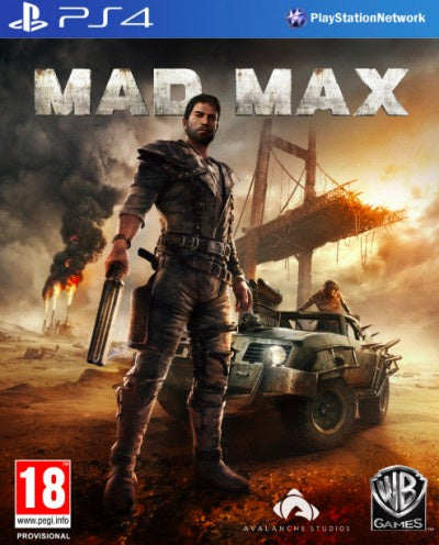 PlayStation 4 Mad Max
