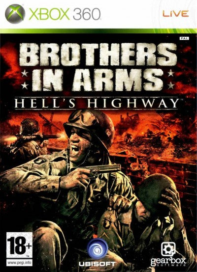 Xbox 360 Brothers in Arms: Hell's Highway