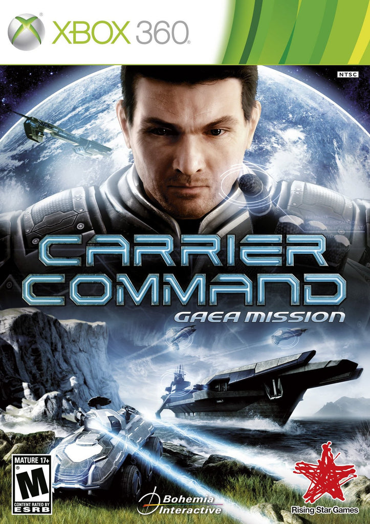 Xbox 360 Carrier Command: Gaea Mission