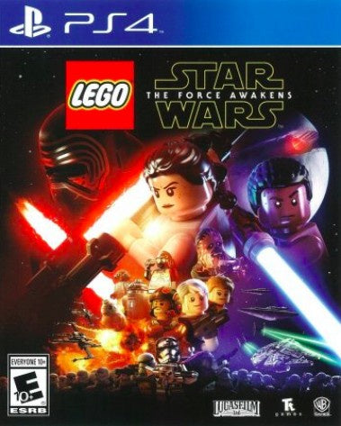 PlayStation 4 Lego Star Wars The Force Awakens