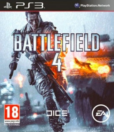 PlayStation 3 Battlefield 4