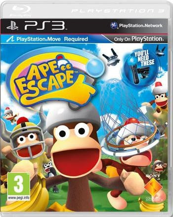 PlayStation 3 Ape Escape