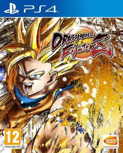 PlayStation 4 Dragon Ball FighterZ