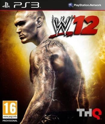 PlayStation 3 WWE 12