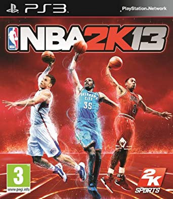 PlayStation 3 NBA 2K13