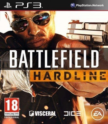 PlayStation 3 Battlefield Hardline