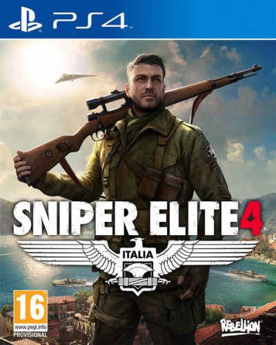 PlayStation 4 Sniper Elite 4