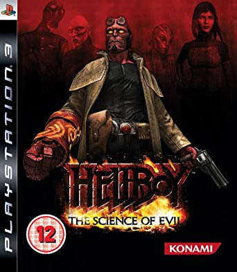 PlayStation 3 Hellboy The Science of evil