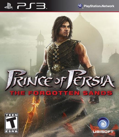 PlayStation 3 Prince of Persia The Forgotten Sands