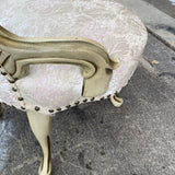 1930s French Provincial Petite Heart Chair** - FREE SHIPPING!